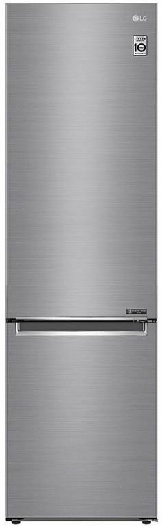 S mrazákem dole Kombinovaná lednice s mrazákem dole LG GBB62PZGFN