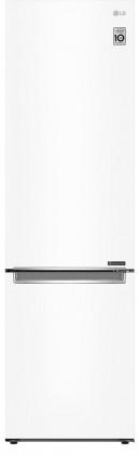 S mrazákem dole Kombinovaná lednice s mrazákem dole LG GBB71SWEFN, A+++ POUŽITÉ,