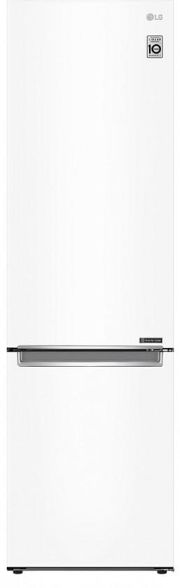 S mrazákem dole Kombinovaná lednice s mrazákem dole LG GBB71SWEFN, A+++