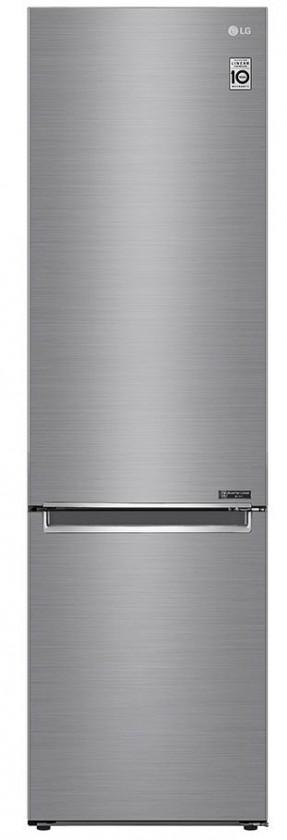 S mrazákem dole Kombinovaná lednice s mrazákem dole LG GBB72SAEFN, A+++