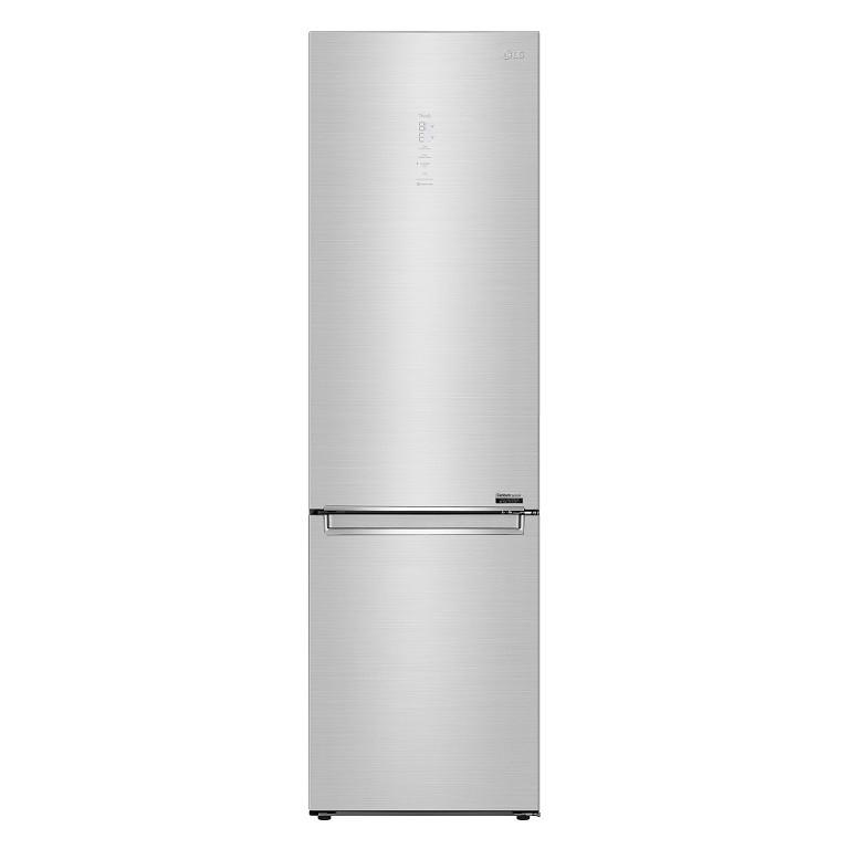S mrazákem dole Kombinovaná lednice s mrazákem dole LG GBB92STAQP, A+++