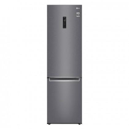 S mrazákem dole Kombinovaná lednice s mrazákem dole LG GBP32DSKZN, A++