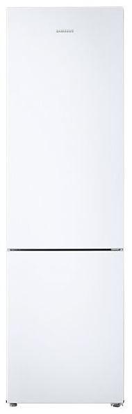 S mrazákem dole Kombinovaná lednice s mrazákem dole Samsung RB37J501MWW, A+++
