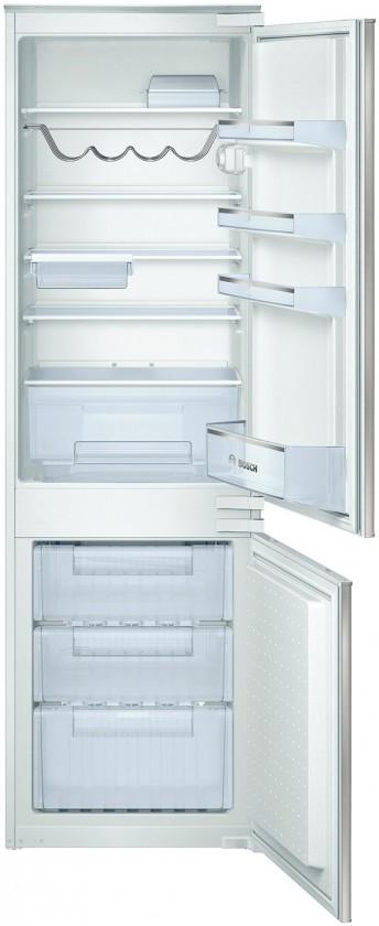 S mrazákem dole Vestavná kombinovaná lednice Bosch KIV 34X20