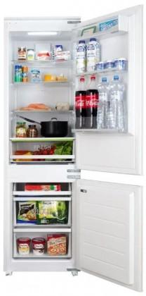 S mrazákem dole Vestavná kombinovaná lednice s mrazákem Concept LKV5260
