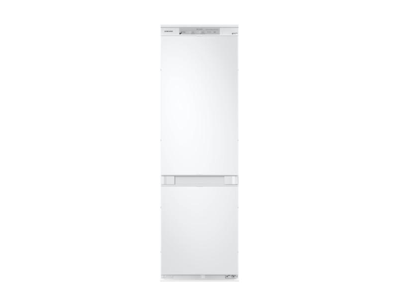 S mrazákem dole Vestavná kombinovaná lednice Samsung BRB260076WW