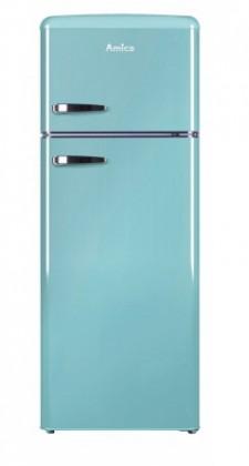 S mrazákem nahoře Kombinovaná lednice s mrazákem nahoře Amica VD 1442 AL
