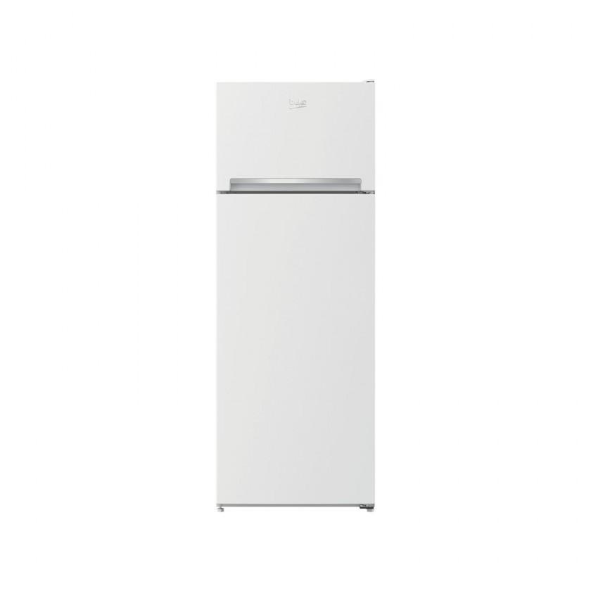 S mrazákem nahoře Kombinovaná lednice s mrazákem nahoře Beko RDSA 240 K30W