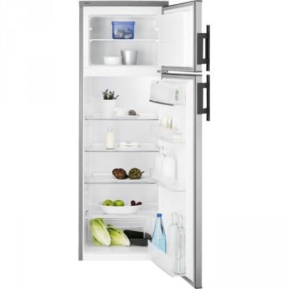 S mrazákem nahoře Kombinovaná lednice s mrazákem nahoře Electrolux EJ2801AOX2