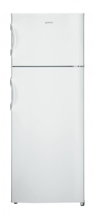 S mrazákem nahoře Kombinovaná lednice s mrazákem nahoře Gorenje RF 4141 ANW