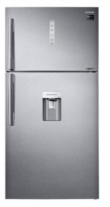 S mrazákem nahoře Kombinovaná lednice s mrazákem nahoře Samsung RT58K7105SL/EO