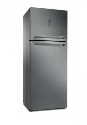 S mrazákem nahoře Kombinovaná lednice s mrazákem nahoře Whirlpool T TNF 8211 OX