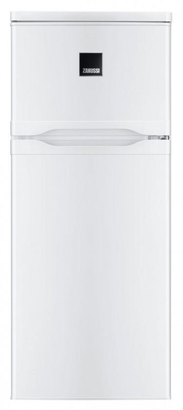 S mrazákem nahoře Kombinovaná lednice s mrazákem nahoře Zanussi  ZRT 18100WA