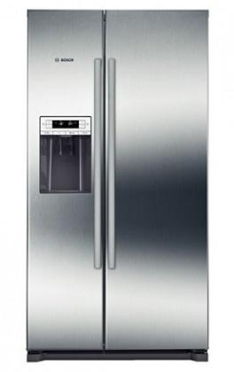 S výrobníkem ledu Americká lednice Bosch KAD 90VI30