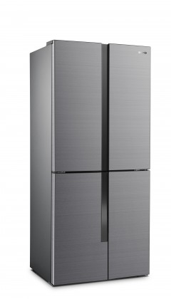 S výrobníkem ledu Americká lednice Gorenje NRM8182MX,A++,4xdveře