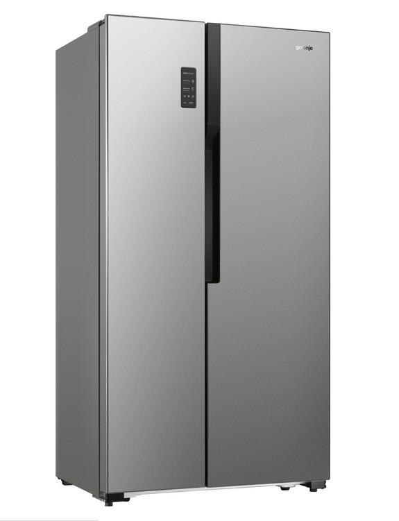 S výrobníkem ledu Americká lednice Gorenje NRS9181MX,A+