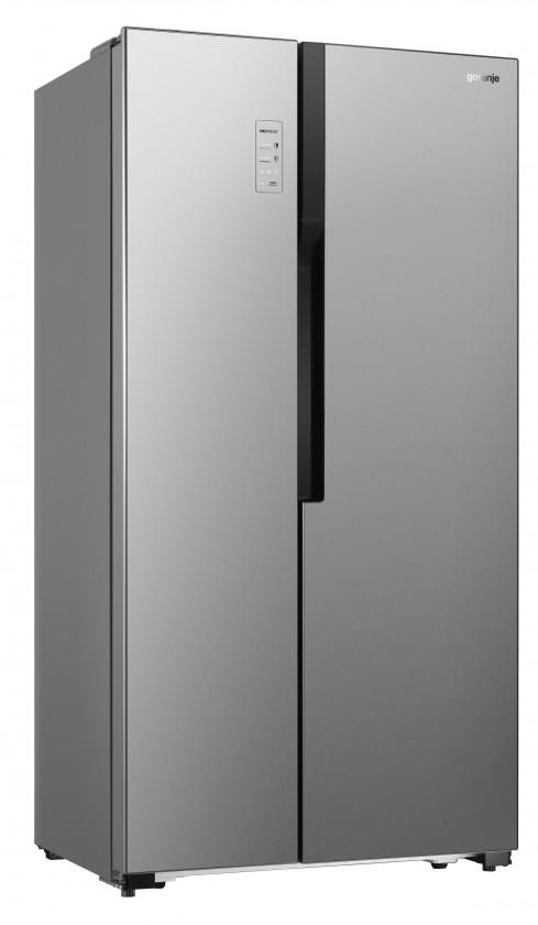 S výrobníkem ledu Americká lednice Gorenje NRS9182MX,A++