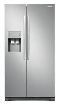 S výrobníkem ledu Americká lednice Samsung RS50N3413SA, A+