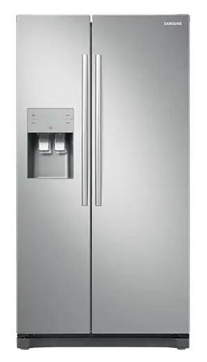S výrobníkem ledu Americká lednice Samsung RS50N3413SA