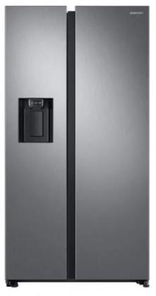 S výrobníkem ledu Americká lednice Samsung RS68N8231S9