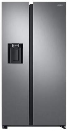 S výrobníkem ledu Americká lednice Samsung RS68N8241S9