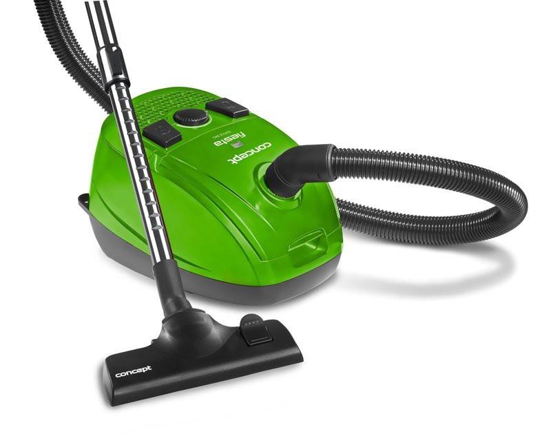 Sáčkový vysavač Concept VP-8025 Fiesta