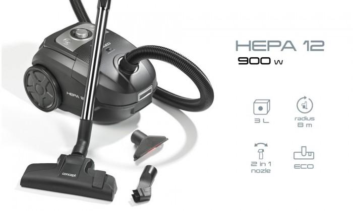 Sáčkový vysavač Concept VP 8071