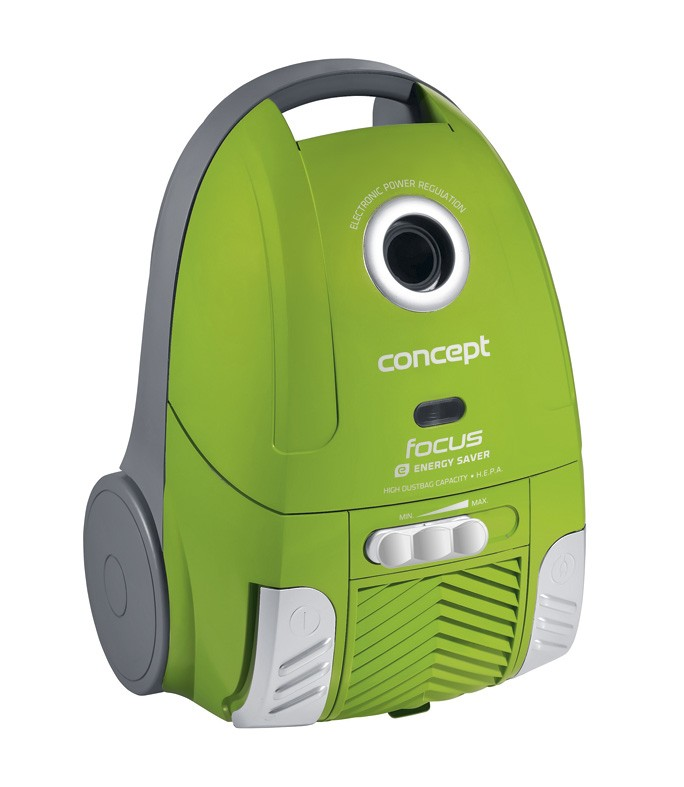 Sáčkový vysavač Concept VP-8130 Focus Energy Saver