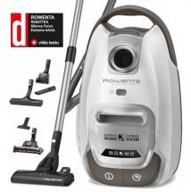 Sáčkový vysavač Rowenta Silence Force Animal Care Pro RO6477EA + mop Vileda Ultramax