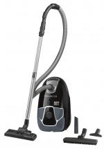 Sáčkový vysavač Rowenta X-Trem Power Parquet RO6856EA černý/šedý + mop Vileda Ultramax