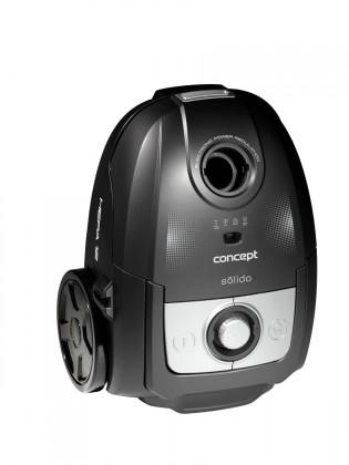 Sáčkový vysavač Sáčkový vysavač Concept Solido VP8072