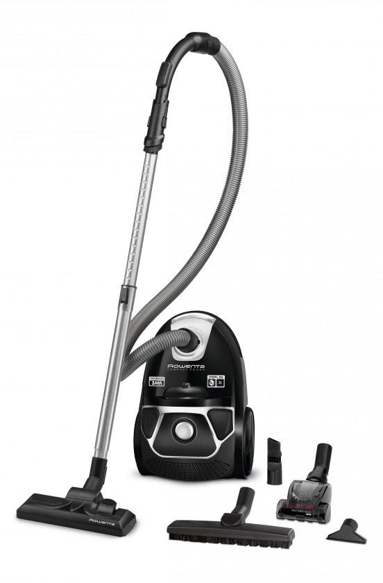 Sáčkový vysavač Sáčkový vysavač Rowenta Compact Power Animal Care RO3985EA