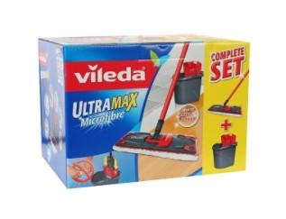 Sáčkový vysavač Vileda Ultramax set box
