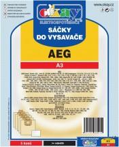 Sáčky do vysavače AEG A3,10ks