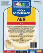 Sáčky do vysavače AEG A3, 5ks