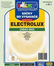 Sáčky do vysavače Electrolux 2S-bag MAX, antibakteriální, 8ks