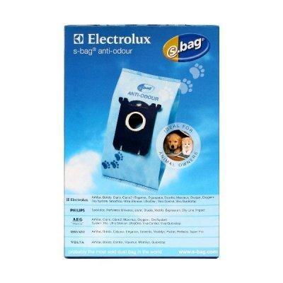 Sáčky do vysavače Electrolux S-BAG E203B AntiOdour , 4ks