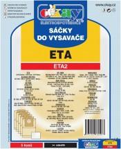 Sáčky do vysavače Eta ETA 2, 10ks