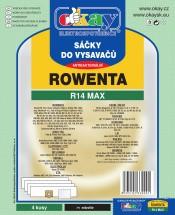 Sáčky do vysavače Rowenta R14 MAX 4ks