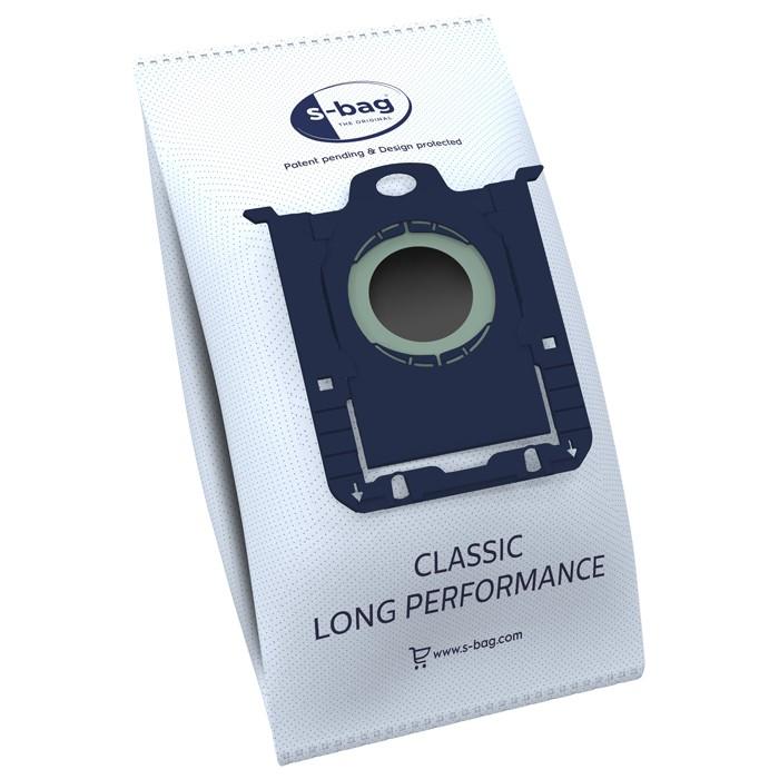 Sáčky do vysavače Sáčky do vysavače Electrolux E201B S-bag Long Performance 4ks