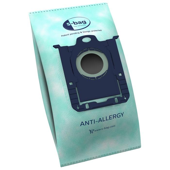 Sáčky do vysavače Sáčky do vysavače Electrolux E206B  S-bag antialergenní 4 ks