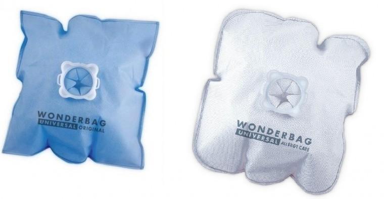 Sáčky do vysavače Sáčky do vysavače Rowenta Wonderbag Original 15x+Allergy care 3x