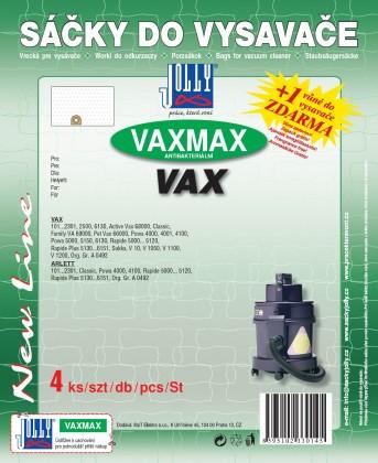 Sáčky do vysavače Sáčky do vysavače Vax MAX VAX,  8ks