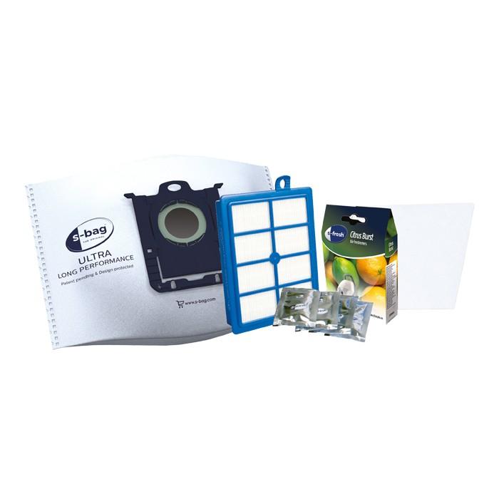 Sáčky do vysavače Starter Kit Electrolux ESKD9, 8xsáček, 2xfilter