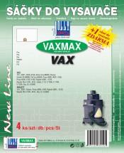 Sáčky do vysavače Vax MAX VAX,  8ks