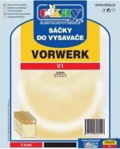 Sáčky do vysavače Vorwerk V1, 5ks
