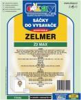Sáčky do vysavače Zelmer Z2 MAX 8ks