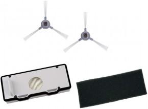 Sada kartáčů a filtrů Rowenta ZR177001 k Serii 60, 2+2