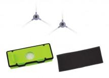 Sada kartáčů a filtru Rowenta ZR177002 k Serii 80, 2+1