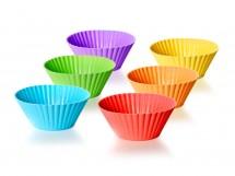 Sada košíčků na pečení Banquet Culinaria, silikon, 6ks
